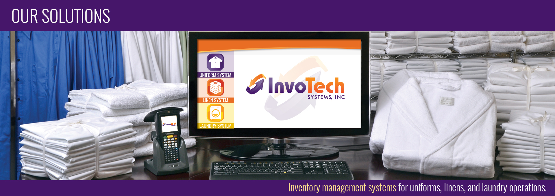 Software Management Solutions Invotech Systems