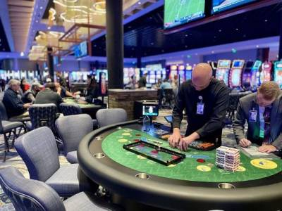 The New Saracen Casino Resort Selects InvoTech Systems for Uniform Control and Operating Efficiency