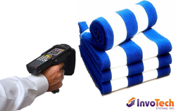 InvoTech Handheld Pool Towel Reader
